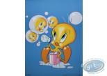 Offset Print, Titi : Bubbles 40X30 cm