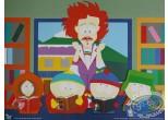 Offset Print, South Park : Classroom 30X40 cm