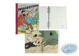 Office supply, Tintin : 2014 diary