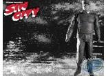 Action Figure, Sin City : Manute b&w