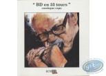 Book, BD en 33 Tours : collectif, BD en 33 tours + ex-libris Dany