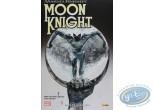 European Comic Books, Moon Knight : Bas les masques!
