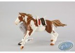 Plastic Figurine,  : Indian's horse
