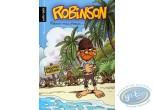 Used European Comic Books, Robinson : Parano mais presque...