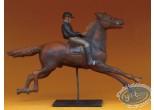 Resin Statuette, Tableaux en 3D : Degas - Le Faux Départ