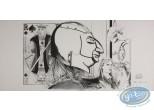 Jacket, Masque de Fer (Le) : Marc-Renier, Le masque de fer