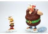 Resin Statuette, Astérix : Asterix & Obelix