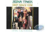 Office supply, Star Trek : 1996 Star Trek calendar -  Deep space nine