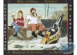 Wine Label, Sailorman & beer