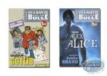 Monography, On a Marché sur la Bulle : Alice, Bravo, Gotlib, Montgermont