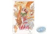 Bookplate Offset, Marlysa : Marlysa red dress