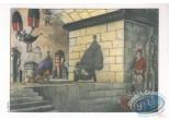 Bookplate Offset, Horologiom : Lebeault, Ruelle