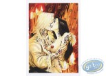 Bookplate Offset, Requiem : The kiss