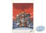 Bookplate Offset, Légendaires (Les) : Quatuor