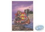 Bookplate Offset, Histoires et Légendes Normandes : Viking