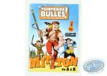 Monography, Tonnerre de Bulles : Tonnerre de Bulles : Mitton, Derenne, Roosevelt, Brucero