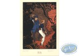 Bookplate Serigraph, Bateau-Feu (Le) : Be Careful