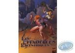 Used European Comic Books, Citadelles Excentriques (Les) : Tome 1 - L'ennemi cybernétique numéro 1