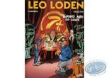 Listed European Comic Books, Léo Loden : Diamants noirs sur canape (good condition)