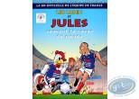 Used European Comic Books, Léo Loden : Leo Loden et Jules sauvent la coupe du monde