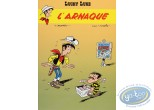 European Comic Books, Lucky Luke : L'arnaque