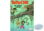 Reduced price European comic books, Totoche : The last great journey - Totoche Volume 1