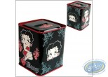 Piggy Bank, Betty Boop : Black Square money-box, Betty Boop