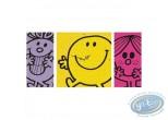 Clocks & Watches,  Mr. Men and Little Miss : Clock, Mr Happy