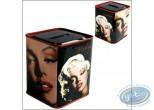 Piggy Bank, Marilyn Monroe : Square Moneybank, Marilyn Monroe