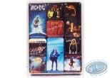 Magnet, AC / DC : Set of 9 Mini Magnets, AC/DC