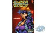 Used European Comic Books, Cyber Force : Attaque à femme armée