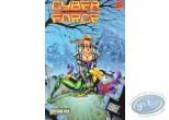 Used European Comic Books, Cyber Force : Cyber Force