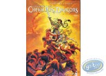 Listed European Comic Books, Geste des Chevaliers Dragons (La) : Jaïna