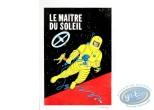 Aquarelle, Dan Cooper : Le Maître du Soleil 2