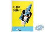 Aquarelle, Dan Cooper : Le Mur du Silence 2