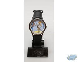 Watch, Tex Avery, The Wolf  : leather strap