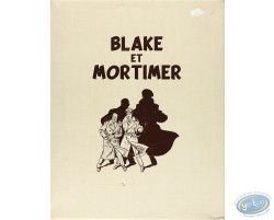 Collector box, Blake & Mortimer
