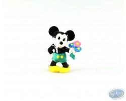 Mickey with flowers, Disney