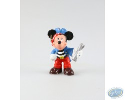 Mickey disguised as pirate, Disney