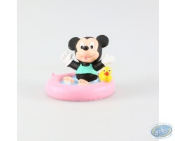 Mickey in the swimming pool, Disney