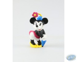 Minnie with a flower on its hat, Disney