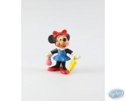 Minnie with her umbrella, Disney