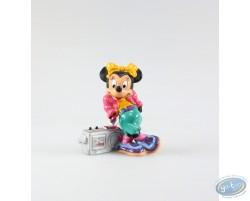 Minnie with her radio, Disney