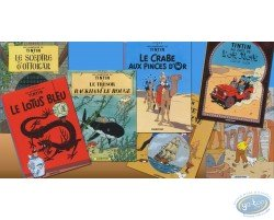 Collection 7 books for 'le Soir'