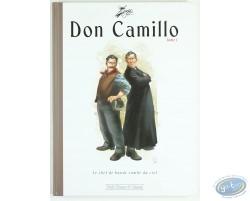 Don Camillo en BD, Le chef de bande tombé du ciel - Tome 1
