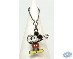 Mickey waving both hands ( bas relief), Disney