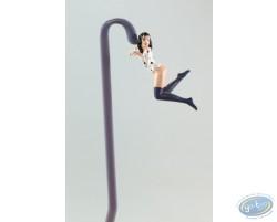 3D bookmark, Manara : Francesca