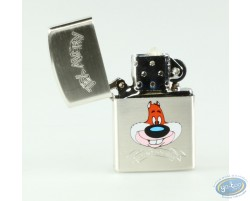 Zippo lighter The squirrel