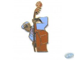 Double bassist