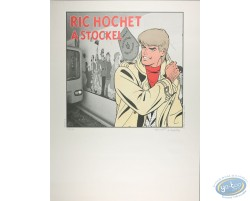 Ric Hochet à Stockel